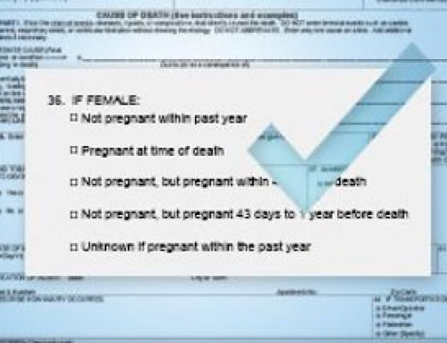"The ""Pregnancy"" Checkbox"